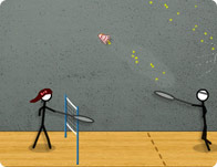 Stick Badminton 2