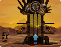 Steam Punk Tower